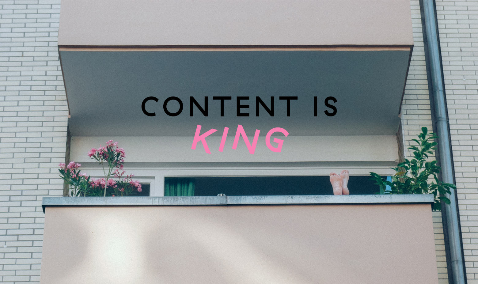 Isa Prahl – Content is King